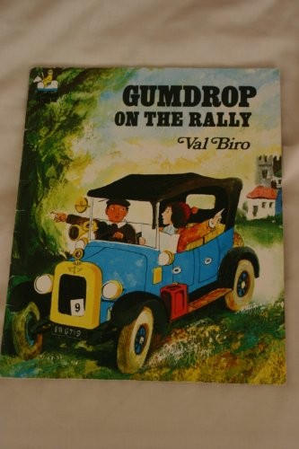 Gumdrop on the Rally By Val Biro