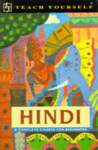 Teach Yourself Hindi New Edition (TYL) By R. Snell