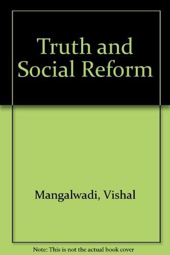 Truth and Social Reform By Vishal Mangalwadi