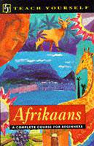 Teach Yourself Afrikaans By Helena van Schalkwyk