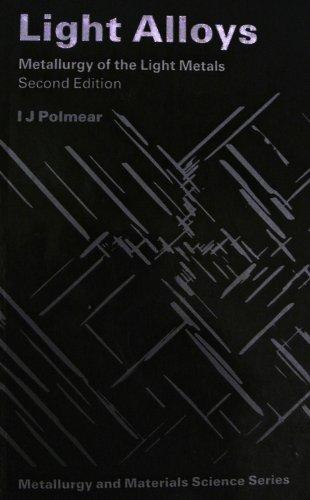 Light Alloys (Metallurgy & Materials Science) By I.J. Polmear