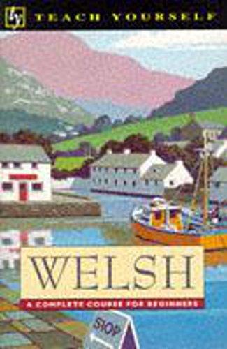 Teach Yourself Welsh: Cassette By T.J.Rhys Jones