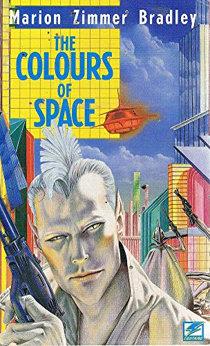 Colours Of Space By Marion Zimmer Bradley