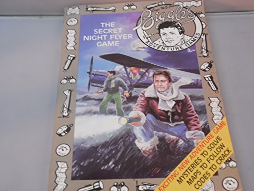 The Secret Night Flyer Game By W. E. Johns