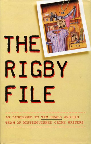 The Rigby File By Tim Heald