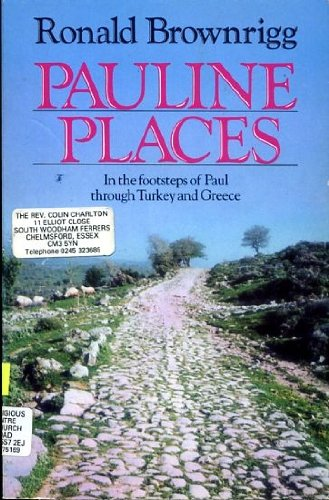 Pauline Places By Ronald Brownrigg