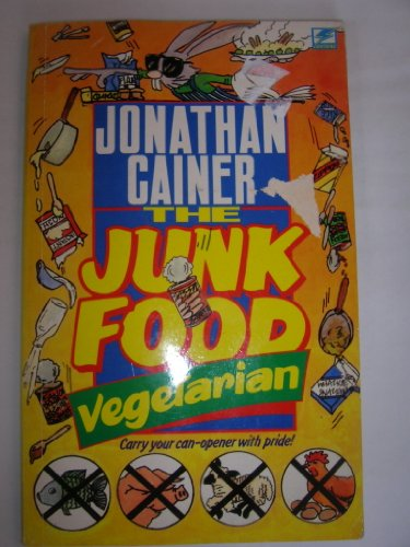 The Junk Food Vegetarian By Jonathan Cainer