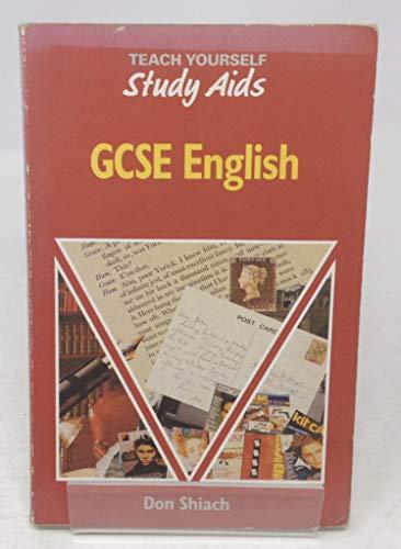 English, Study Aids By Don Shiach