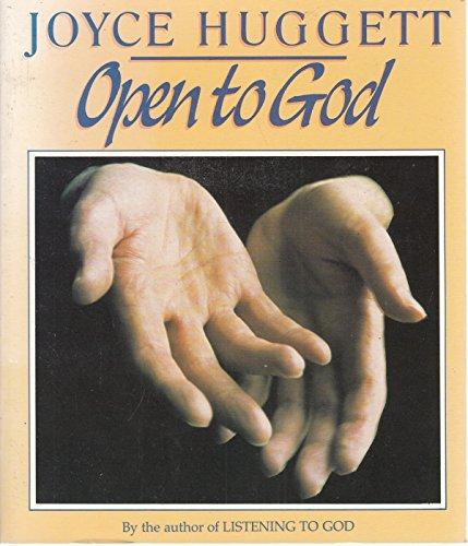 Open to God By Joyce Huggett