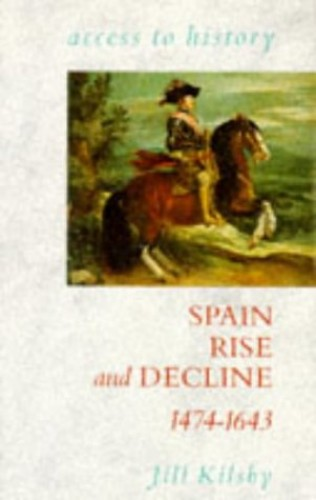 Spain By Jill Kilsby