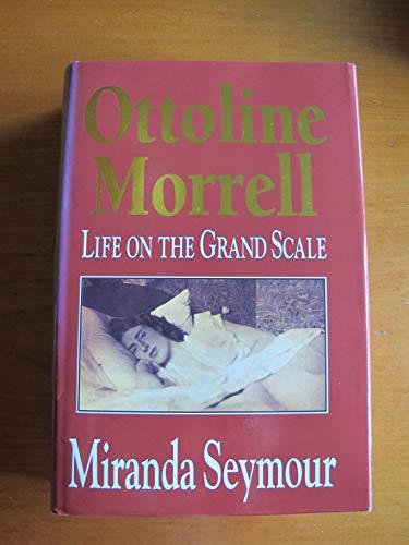 Ottoline Morrell von Miranda Seymour