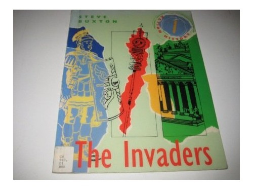 The Invaders By Steve Buxton