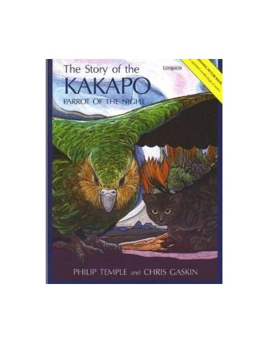 Story of the Kakapo By Philip Temple