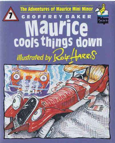 Maurice Cools Things Down By Geoffrey Baker