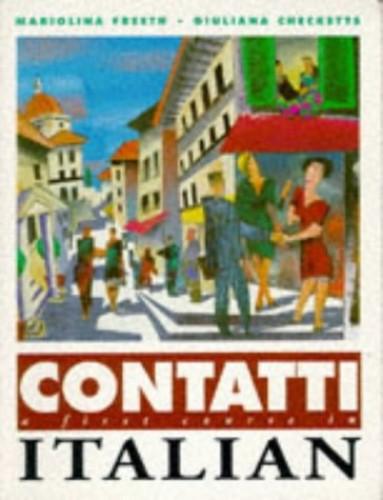 Contatti 1 By Mariolina Freeth
