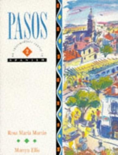 Pasos 2 By Rosa Maria Martin