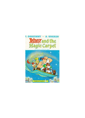 Asterix and the Magic Carpet By Goscinny