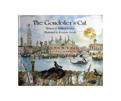 The Gondolier's Cat By William Corlett
