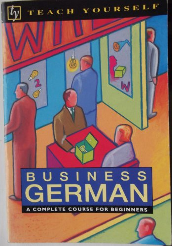 Business German By Andrew Castley