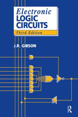 Electronic Logic Circuits By J. Gibson