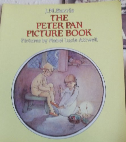The Peter Pan By Sir J. M. Barrie