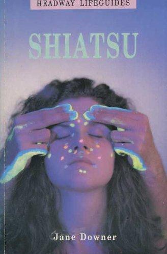 Shiatsu By Jane Downer