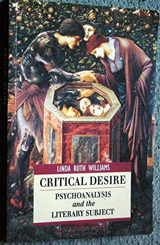 Critical Desire par Linda R. Williams