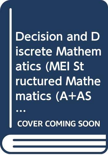 Decision and Discrete Mathematics By Geoff Rigby