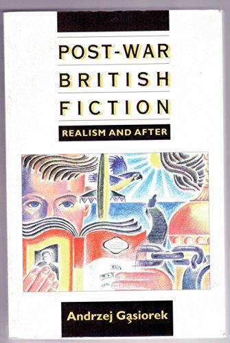 Postwar British Fiction par Andrew Gasiorek