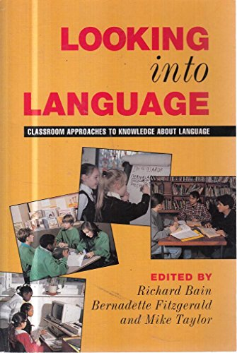 Looking Into Language by Taylor, Mike Paperback Book The Fast Free Shipping