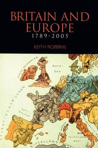 British Isles and Europe 1789-1991 Paper By Keith Robbins