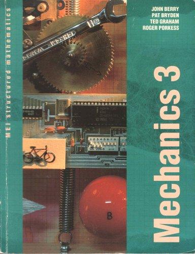 Mechanics By John Berry