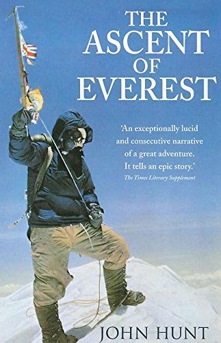 Ascent of Everest By John Hunt