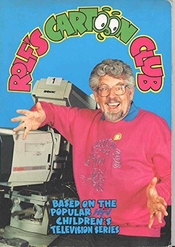 Rolf's Cartoon Club By Rolf Harris