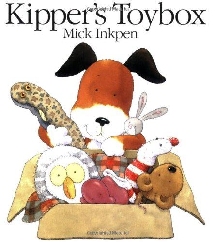 Kipper: Kipper's Toybox By Mick Inkpen