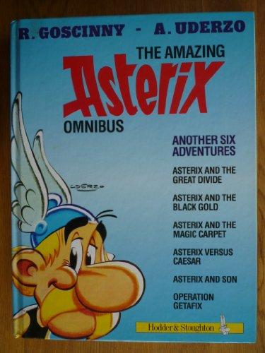 The Amazing Asterix Omnibus By Goscinny