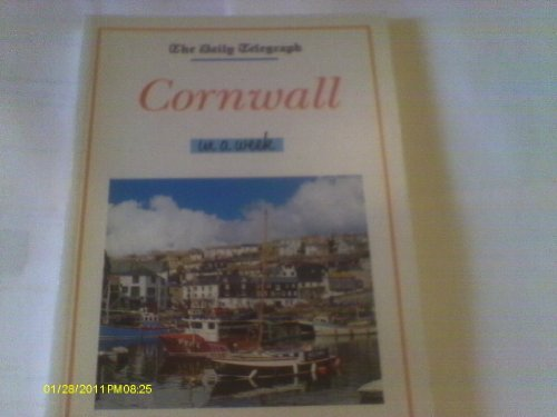 """""""Daily Telegraph"""" Cornwall in a Week By Gill Charlton"""