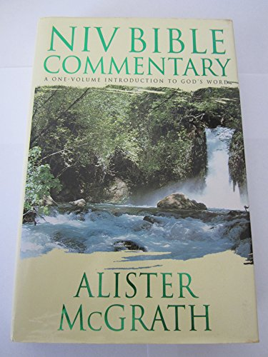 NIV Bible Commentary By Alister E. McGrath