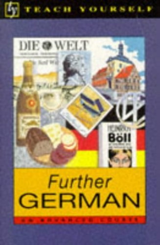 Further German By Paul Coggle
