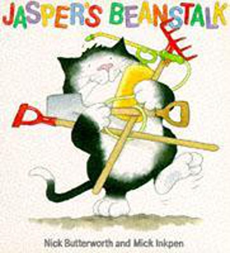 Jasper: Jasper's Beanstalk By Nick Butterworth