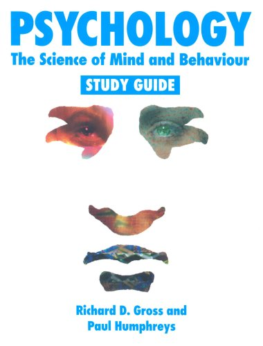 Psychology By Richard D. Gross