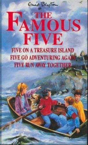 Famous Five Library By Enid Blyton