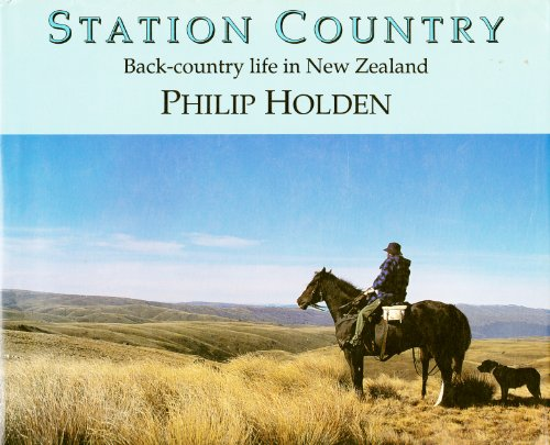 Station Country By Philip Holden