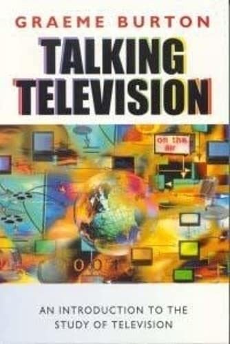 Talking Television By Graeme Burton