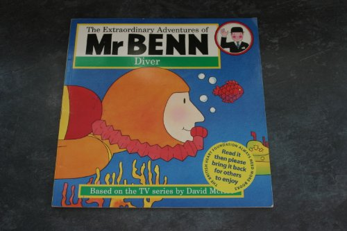 Mr. Benn Diver By David McKee
