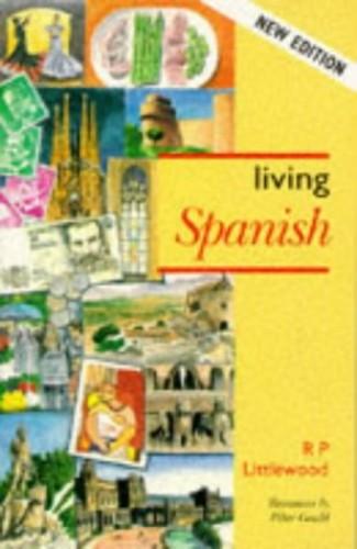 LIVING SPANISH STUD BK 3E By R.P. Littlewood