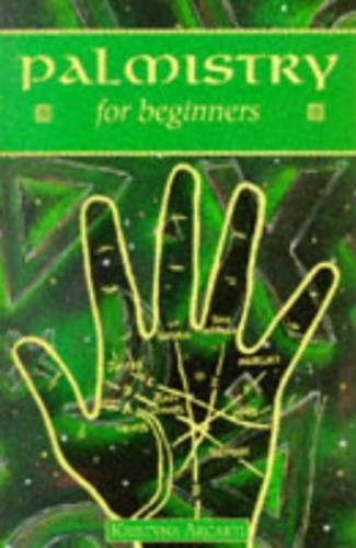 Palmistry for Beginners By Kristyna Arcarti
