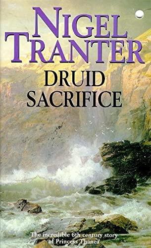 Druid Sacrifice By Nigel Tranter