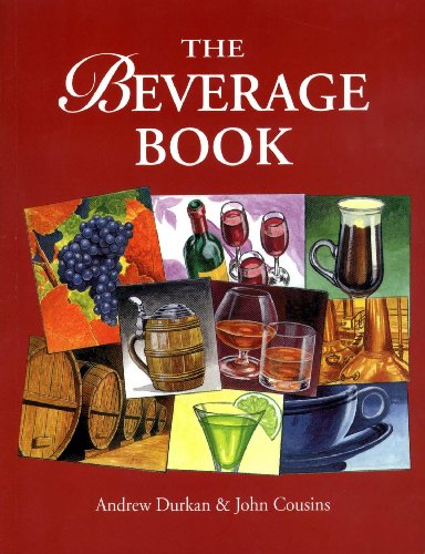 The Beverage Book By Andrew Durkan