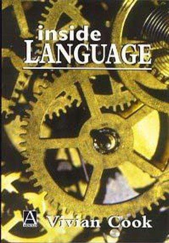 Inside Language By Vivian J. Cook